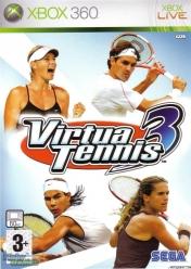 Cover Virtua Tennis 3