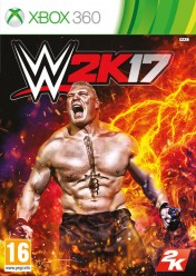 Cover WWE 2K17 (Xbox 360)