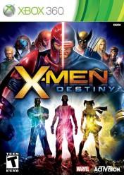 Cover X-Men: Destiny