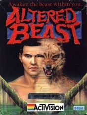 Cover Altered Beast (ZX Spectrum)