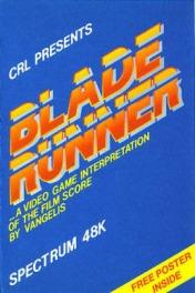 Cover Blade Runner (ZX Spectrum)