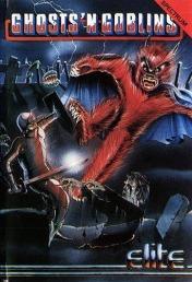 Cover Ghosts 'n Goblins (ZX Spectrum)