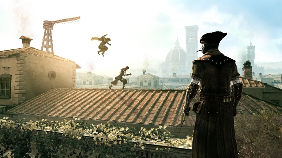 Immagine Assassin's Creed Brotherhood su PC supporterà il 3D