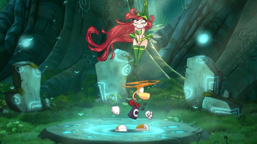 Immagine Rayman Origins farà tardi