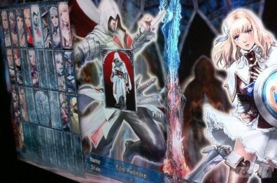 Immagine Soul Calibur V: ecco Ezio Auditore da Firenze