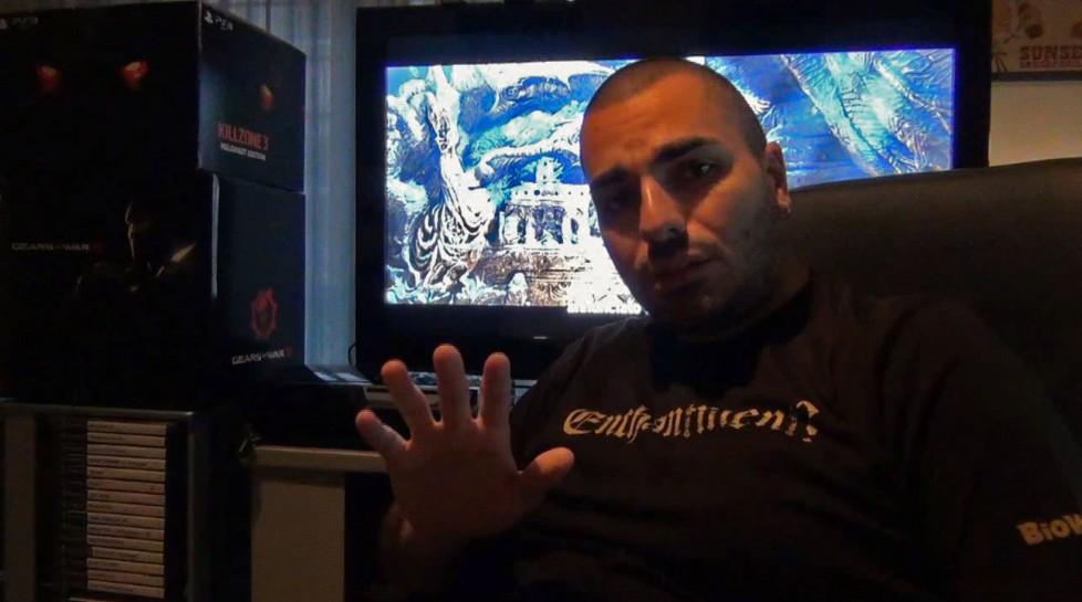 Gianluca Verri, in arte Raiden. Admin e redattore di Playerinside.it