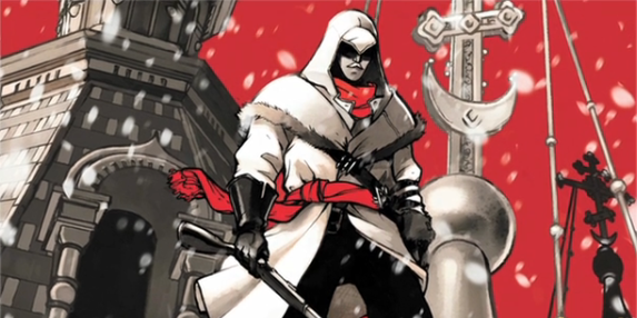 Immagine Disponibile il fumetto di Assassin's Creed