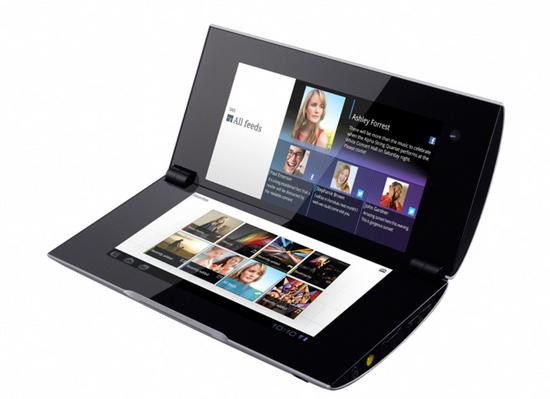 Svelati i nuovi Tablet Sony
