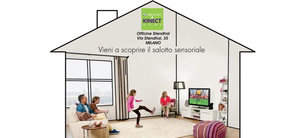 Immagine Kinect Home: una casa costruita intorno a te