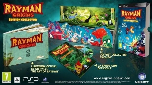 Immagine Rayman Origins si fa un giro intorno al mondo
