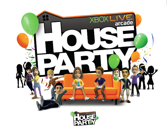 Xbox Live House Party
