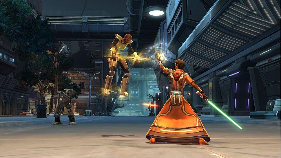 Immagine Star Wars The Old Republic fra grandi numeri e successi
