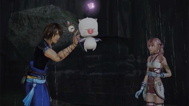 Immagine Final Fantasy XIII-2: Moguri si mostra in un video