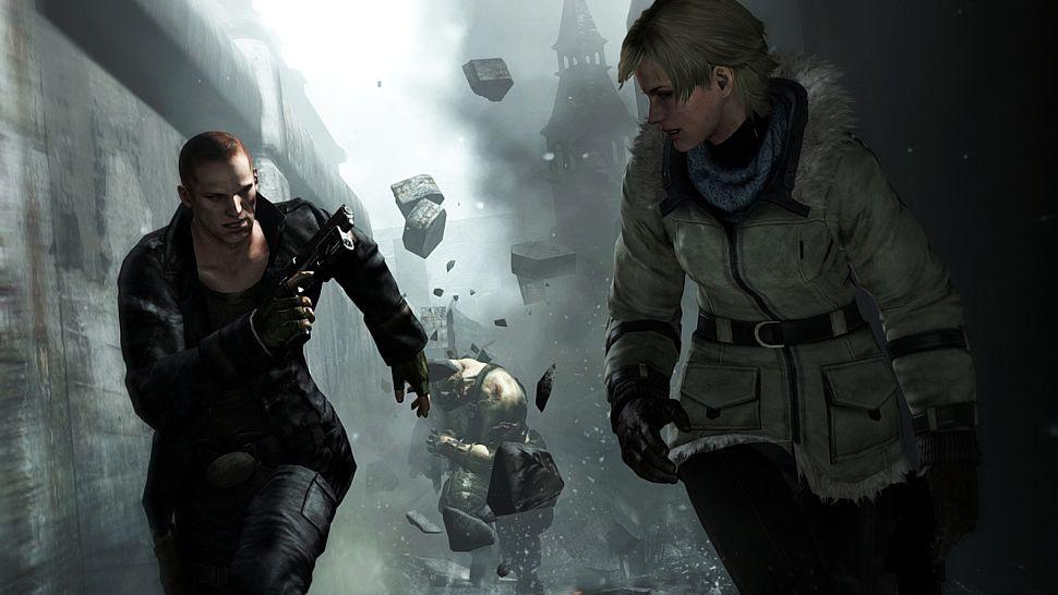 Immagine Resident Evil 6: non c'è speranza