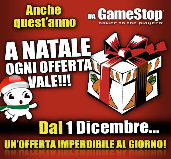 Calendario Dellavvento Gamestop.Calendario Dell Avvento Gamestop Ludomedia