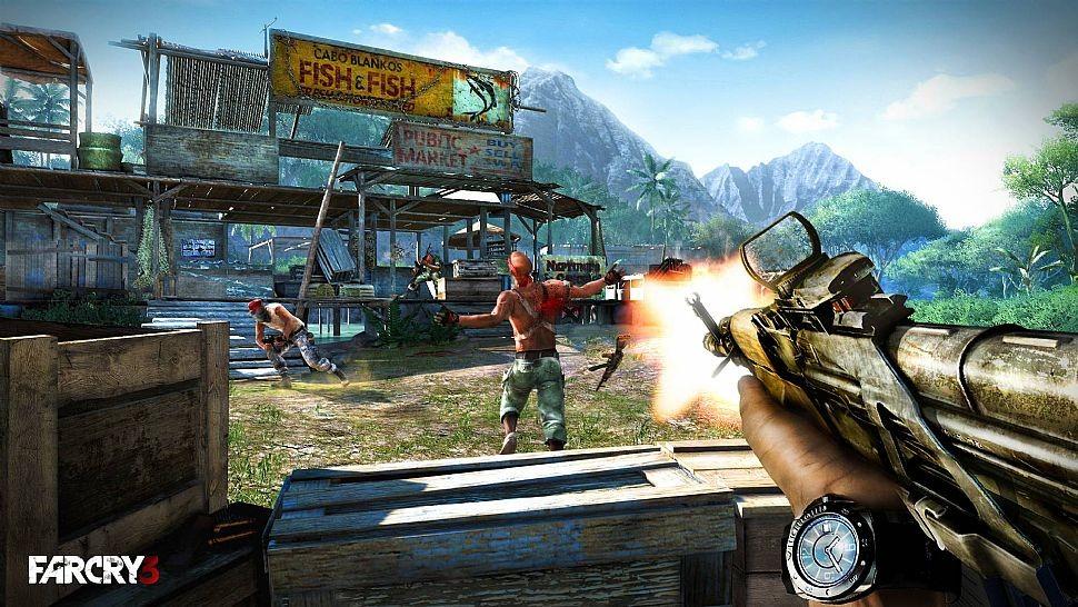 Immagine Far Cry 3: i segreti per sopravvivere sull'isola