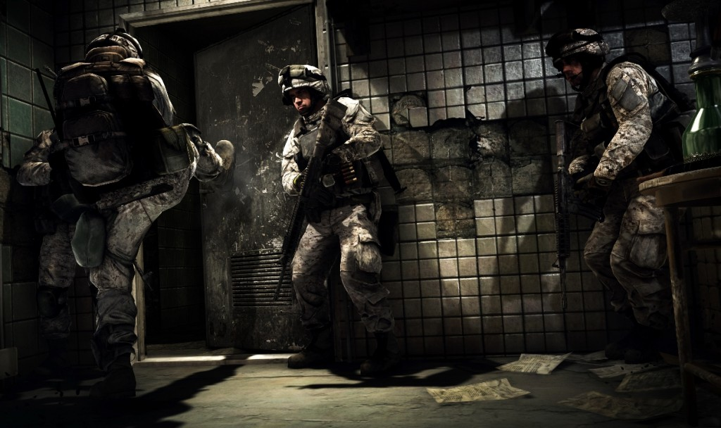 Immagine DICE al lavoro su una grossa patch per Battlefield 3