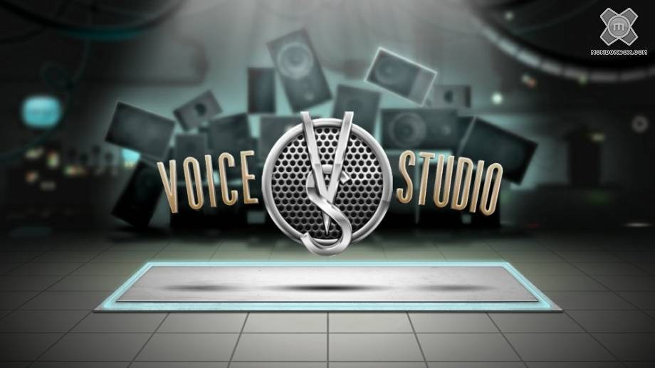 Immagine Voice Studio approda sul Marketplace