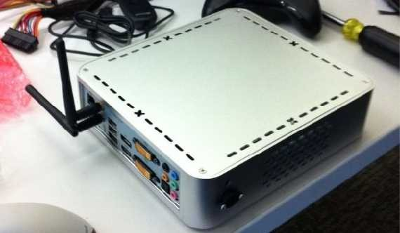 Un improbabile prototipo della Steam Box