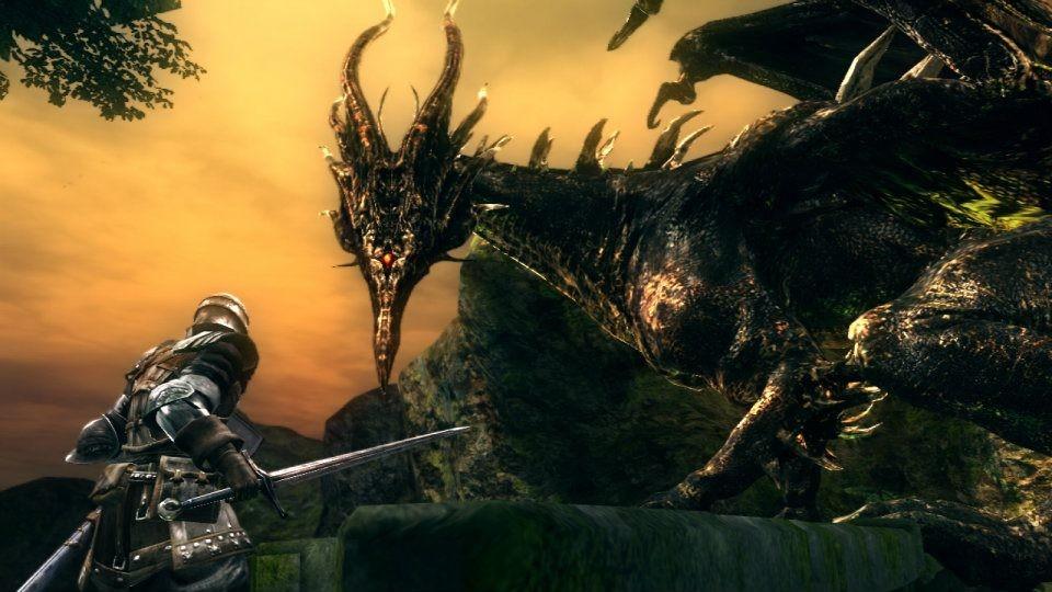 Immagine Petizione per Dark Souls: dovete usare Steam, o non lo compreremo