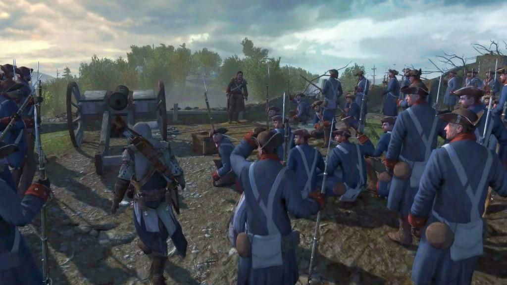 Ubisoft ha presentato Assassin's Creed III al Pax East ad alcuni giornalisti. Qualche simpaticone ha preso degli screenshot sul posto ed è riuscito a ..