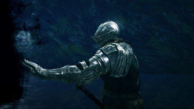 Immagine Dark Souls arriva finalmente su PC