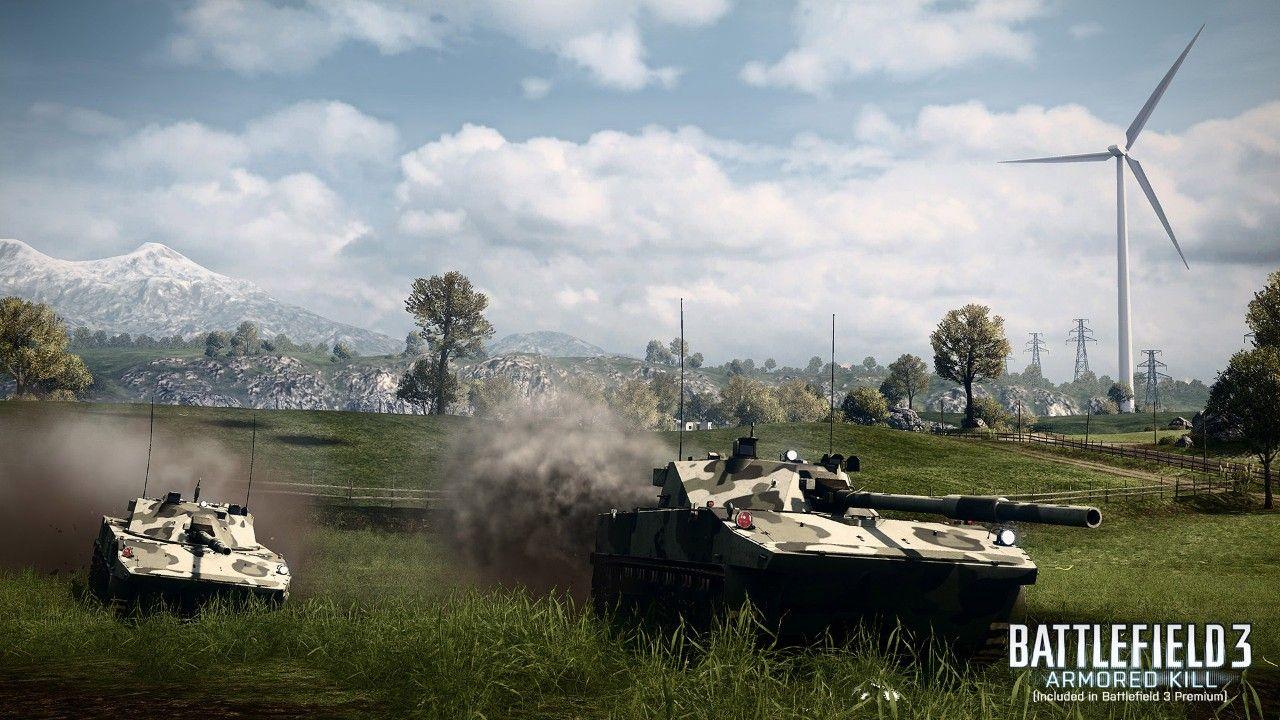 Immagine Armored Kill: il terzo add on per Battlefield 3