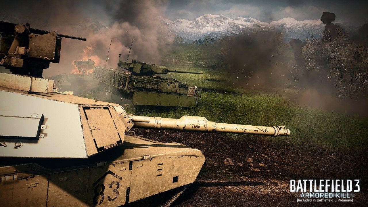 Immagine Nuovi screenshot per Battlefield 3: Armored Kill