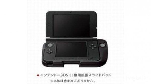 Immagine Nintendo 3DS XL Circle Pad Pro è grande e grosso