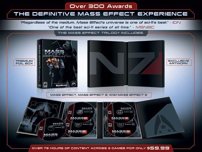 Immagine Una Trilogy per Mass Effect
