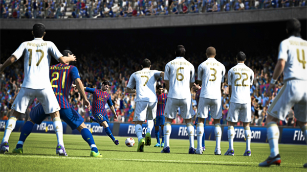 Immagine FIFA 13: in video i trasferimenti dei giocatori