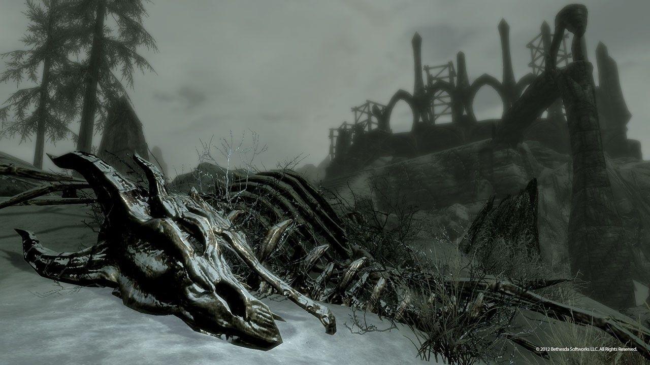 Immagine Dragonborn arriva a febbraio, con Heartfire e Dawnguard per PS3