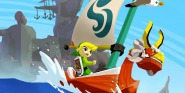 Immagine Annunciato The Legend of Zelda: The Wind Waker su Wii U