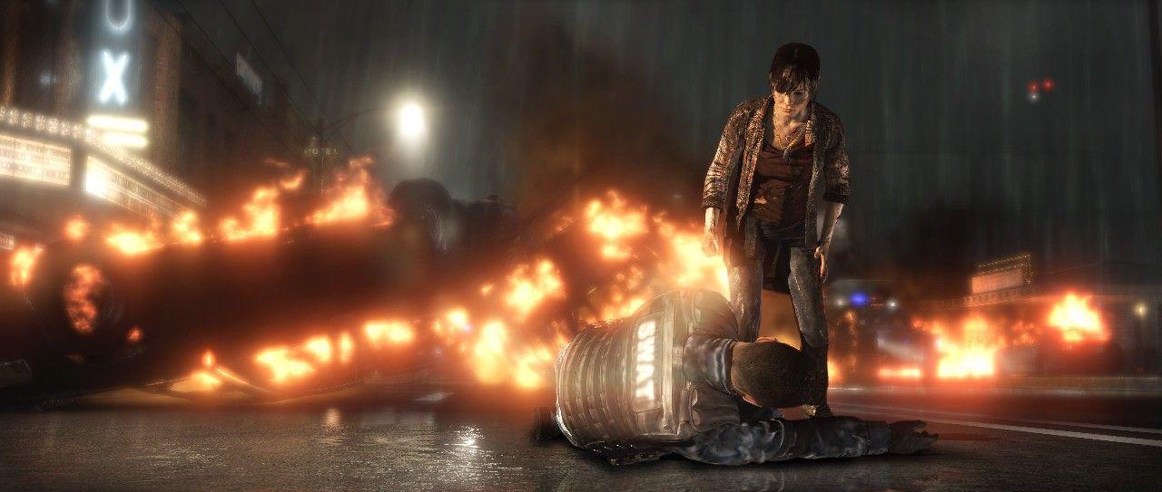 Immagine Beyond: Two Souls avrà un motore grafico tutto suo