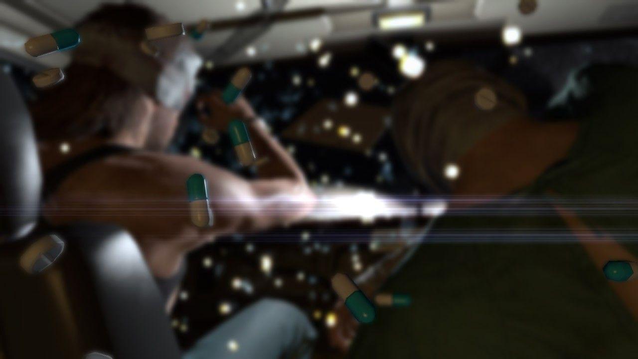 Immagine The Phantom Pain - il motore grafico è il Fox Engine
