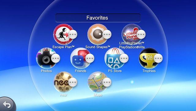 Immagine Aggiornamento PlayStation Vita: le novità del firmware versione 2.10