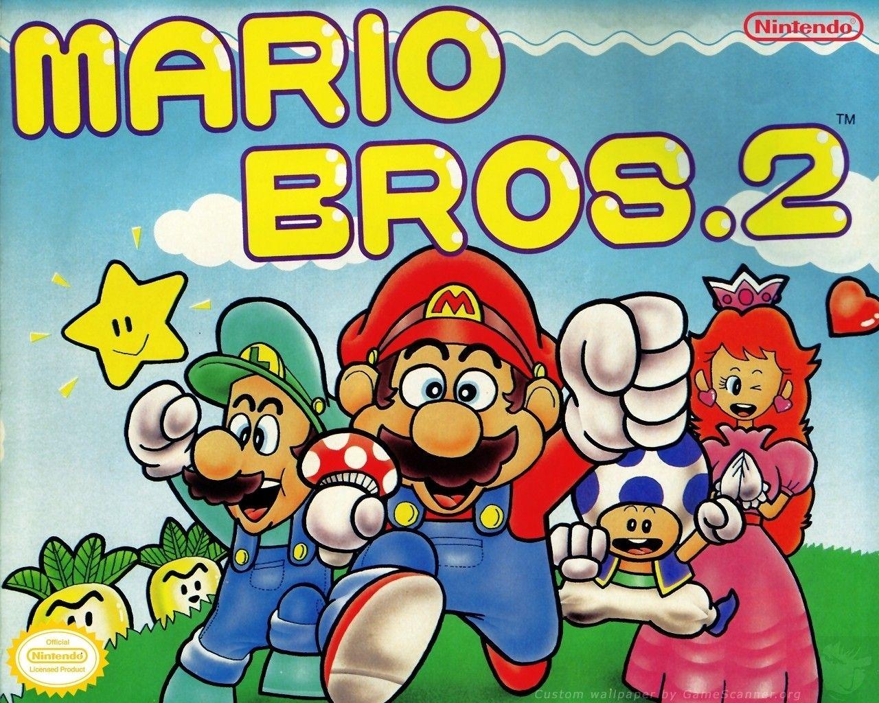 Immagine Super Mario Bros. 2 dal 16 Maggio sulla Virtual Console di WiiU