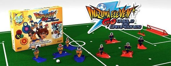 Nintendo hall subbuteo versione inazuma eleven xd - Lego inazuma eleven ...