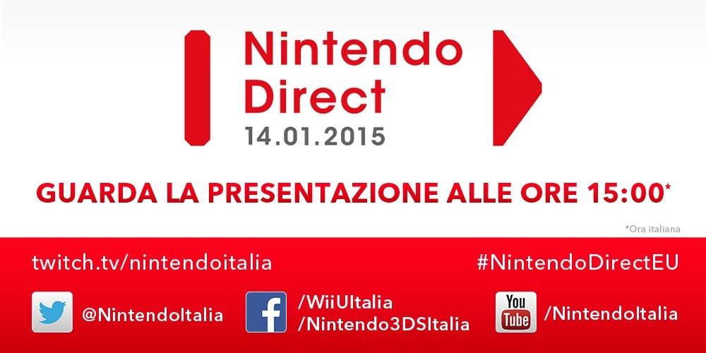 Immagine Nuovo Nintendo Direct sulle prossime uscite 3DS e Wii U