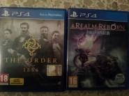 The Order 1886 + Final Fantasy XIV A Realm Reborn