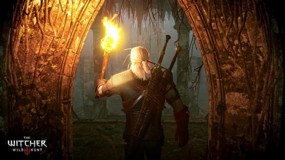 Immagine Il trailer di lancio di The Witcher 3: Wild Hunt