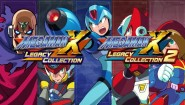 Immagine Mega Man X Legacy Collection (Nintendo Switch)