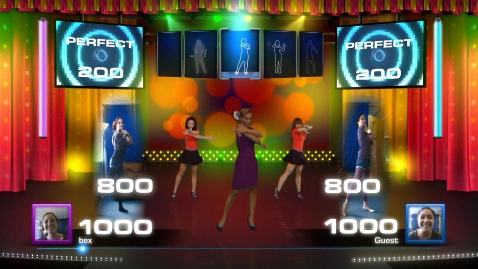 Recensioni Della Critica Let S Dance With Mel B Xbox 360