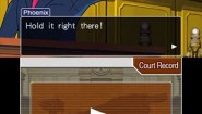 Immagine Phoenix Wright: Ace Attorney Trilogy (3DS)