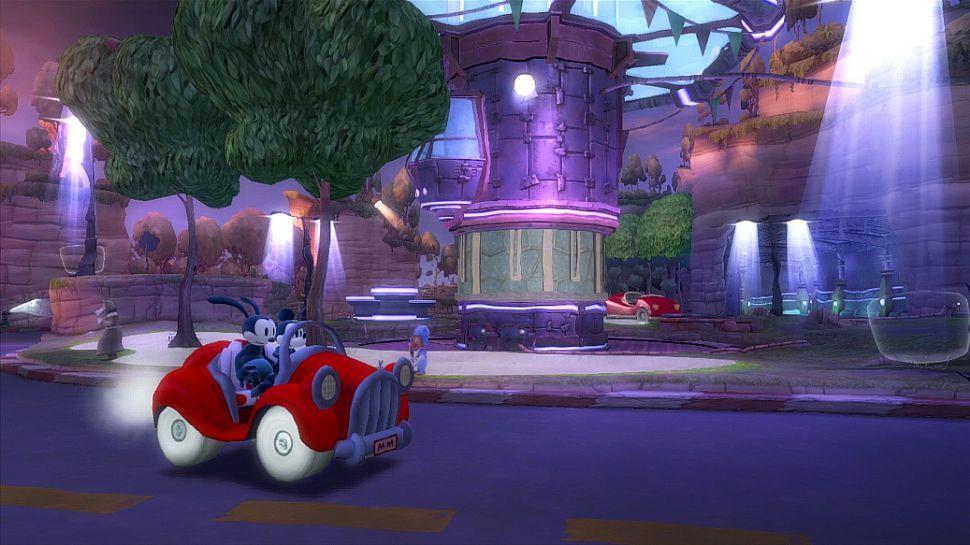 Risultati immagini per Epic Mickey 2: L'avventura di Topolino e Oswald