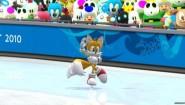 Immagine Mario e Sonic ai Giochi Olimpici Invernali Wii