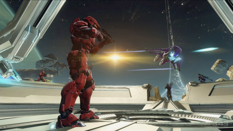 Halo 4 mappe di matchmaking