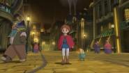 Immagine Immagine Ni no Kuni: La minaccia della Strega Cinerea PS3
