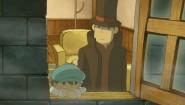 Immagine Il professor Layton e il richiamo dello spettro DS